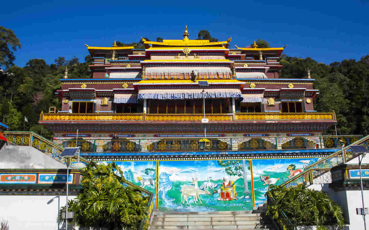 Rumtek Monastery