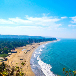 Beach Destination Tours India