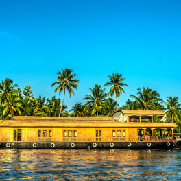 Enchanting Backwater Tours Kerala
