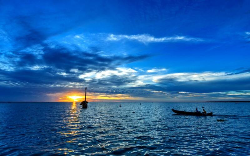 Kumarakom backwaters
